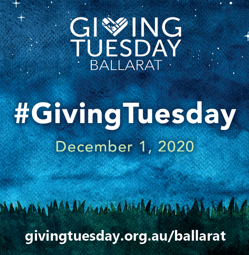 Giving Tuesday Ballarat campaign page